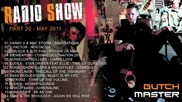 Dutch Master radio show part 20 - May 2011 - Hardstyle - Harddance