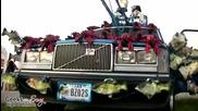 Кола с Риби и раци :) засужава си да се види!