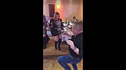 Milica Todorovic I Vesna Djogani Hot Live
