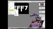 Ето как да си направим Протрит и Разкъсан текст с Photoshop [hq]
