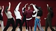 Twice yes or yes dance mirrored
