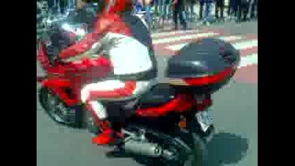 Otkrivane na Moto Sezon Burgas 14.04.2013