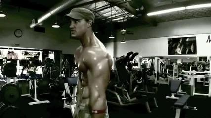 Greg Plitt - Triceps Tnt Workout Preview Video