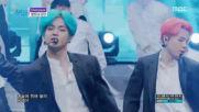 Comeback Stage Bts - Dionysus - Dionysus Show Music core 20190420