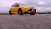 Renault Megane Rsvs Ford Focus S