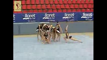 Естетическа Гимнастика(много Красив Спорт)