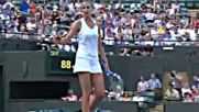 Wta 2018 Wimbledon Championships - 3rd Round - Karolna Plkov vs Mihaela Buznarsku
