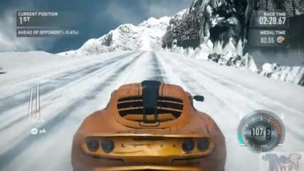 """Нужда за скорост Бягството 2011 """" Предизвикателните серии """" Част 7"""