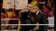 Ренди Ортън - първи Wwe World Heavyweight Champion