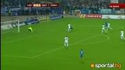 Levski - Gent 3 - 2 League Europa 16 - 09 - 2010