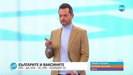"""""""Пресечна точка"""": За ваксините срещу COVID-19, Алексей Навални и балета по време на пандемия"""