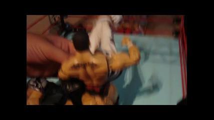 Hdc - Разбиване срещу Първична Сила - :) с играчки