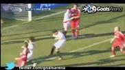 Уникалният гол на Роналдо с пета с/у Райо Вайекано