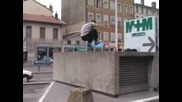 Parkour - Trailer Nody-G