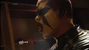Goldust addresses his brother's Stardust transformation: Raw, June 23, 2014