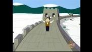 Компилация Familyguy, Southpark, Simpsons u Futurama
