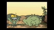 [лудата жаба]които Се Смее Последен Се Смее Най - Добре