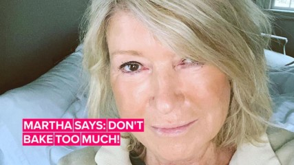 Martha Stewart gives out strict beauty rules for quarantine