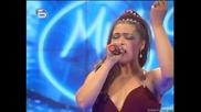 Отново Кен лии - в изпълнение на култовата певица Валентина Хасан - Music Idol 2 - 13.03.08 (супер к