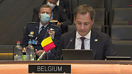 Belgium: Biden attends first meeting at NATO summit as 'strong partnership' is emphasised