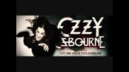 Ozzy Osbourne Let Me Hear You Scream