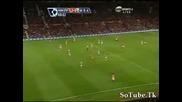 Man Utd Vs West Brom 18.10.08 Бербатов Гол