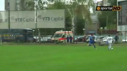 Левски ( U19 ) - Черноморец ( U19 ) 2 : 2