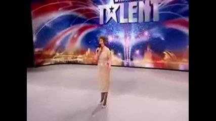 Susan Boyle Episode 3 My Heart Will Go On Episode 8 Semi Final Britians Got Talent