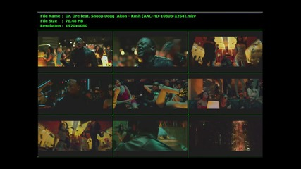 Dr.dre - Kush feat. Snoop Dogg & Akon