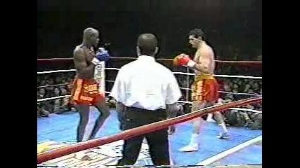 Ernesto Hoost vs Branko Cikatic