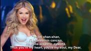 Silva Gunbardhi ft. Mandi ft. Dafi - Te ka lali shpirt (prevod) (lyrics)