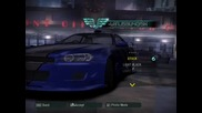 Need For Speed Carbon Nissan Skyline Tuning