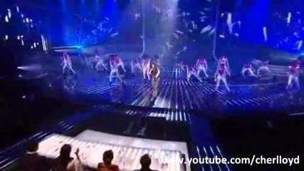 Момичето, което разби всички!! Шер Лойд - X Factor ~ Компилация
