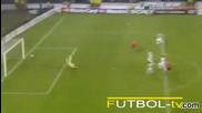 Бурсаспор - Манчестър Юнайтед 0:3