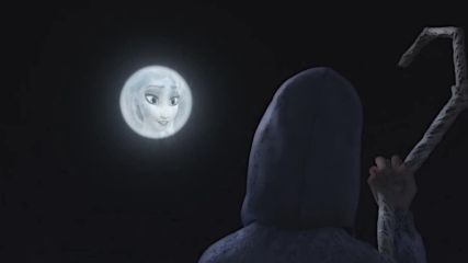 Elsa & Jack Frost - Son of the moon ft. Anna & Hans
