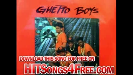 ghetto boys - My Musician - Be Down Vls