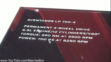 Lamborghini Aventador Lp700 - 4 [ 720p ]