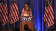 САЩ: Мелания Тръмп заяви, че е искала да бъде американка в Пенсилвания