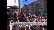 Освободиха руския опозиционер Алексей Навални
