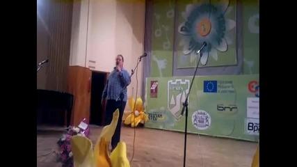 Митака power - лажи Вере на живо от концерт във враца 25-0302013 г.