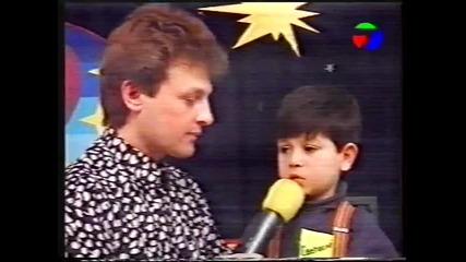 Малкият нарко- бос пее тигре- тигре