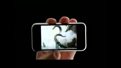 Колекция от реклами на iphone