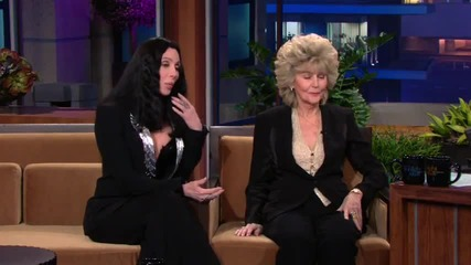 Cher and Georgia Holt - The Tonight Show With Jay Leno