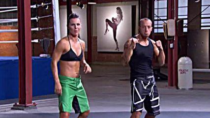 Les Mills Combat - видео урок