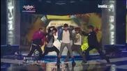 Shinee - Sherlock (clue+note) ~ Music Bank (30.03.12)