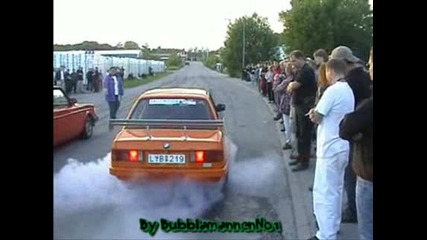 Bmw E30 Turbo (швеция)