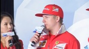 Във Ферари обнадеждени за старта в Шанхай