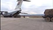 Syria: Humanitarian aid shipped to besieged Deir ez-Zor from Hmeymim Airbase