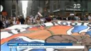 Масови демонстрации в борба с промените в климата - Новините на Нова