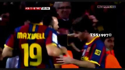 David Villa Fc Barcelona 2011 Hd / Давид Вия Барселона 2011 !